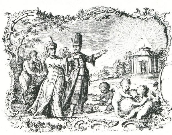 Persianische Briefe Montesquieu